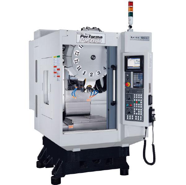 製品イメージ「タッピングセンタ・PC460・PC700」
